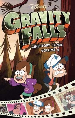 Gravity Falls : cinestory comic  Volume 4 - Scenic Regional and